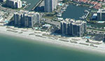 Dan's Island complex is gulf front and the complex has deeded boat slips and docks available across the street